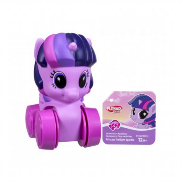 My Little Pony Wheel Pals Twilight Sparkle, Pinkie Pie, Rainbow Dash, Applejack